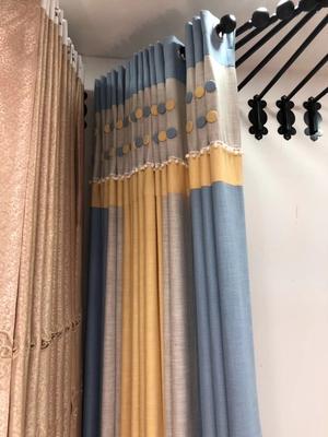 加厚窗帘样品架摇摆杆